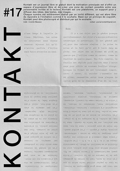 _Note_, proposition pour Kontakt_Page_1
