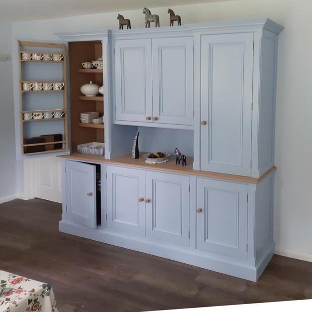 Large Georgian style dresser