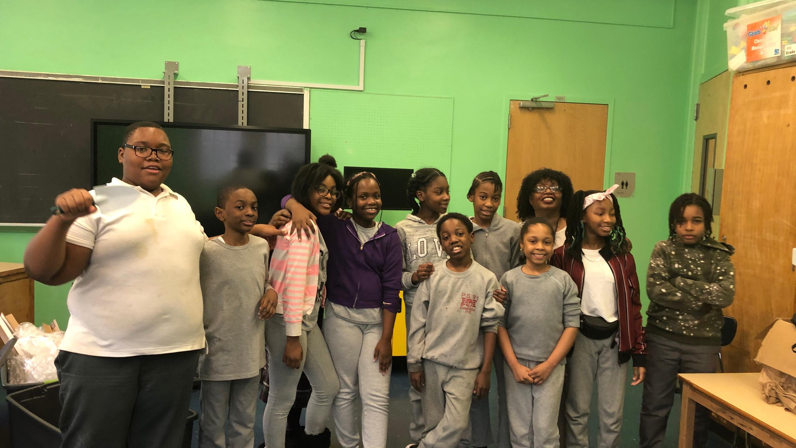 Ms Mack's STEM Students