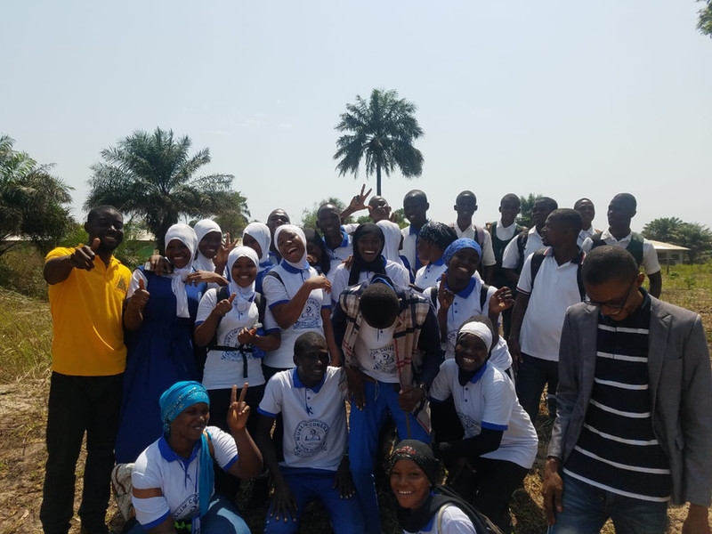 Bethesda Christian and Muslim Congress schools in Liberia unite for sustainable community development – sustainable agriculture!!