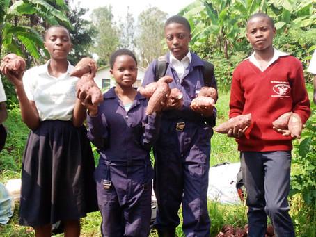 CONGRATULATIONS BWINDI OPEN Schools Students!
