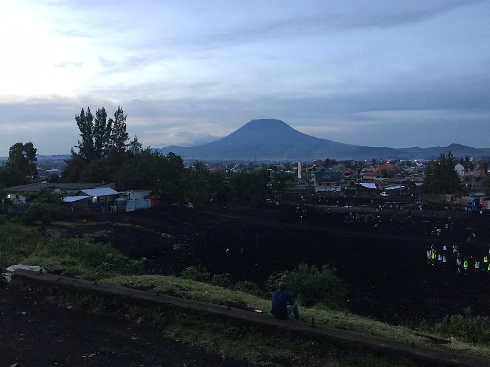 Mt. Nyiragongo