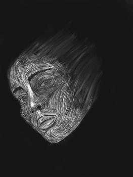 Shadow Preacher // Monica Miyares — Illustration