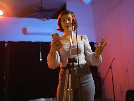 Secret Show: Poet Elena Murray