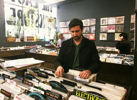 Vinyl Record Shopping with Matt Kessler of Too Many Records