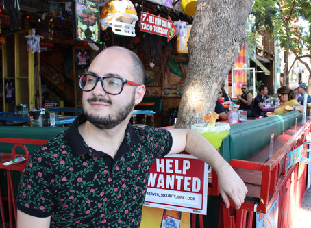 Walking the WeHo Strip with Outfest Fellow and Writer Jorge Molina