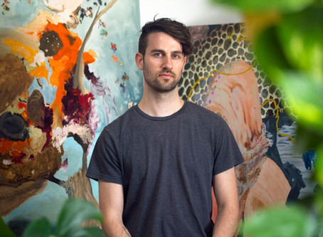 Making Space for Art with Painter Michael Nauert In His Chinatown Studio