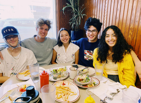 Deli Hours: A Conversation with the Los Angeles Indie/Jazz Band At a Deli During Business Hours
