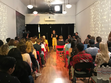 The Magic of the Los Angeles Open Mic Night: Gathering Writers, Musicians, and Poets Under One Roof