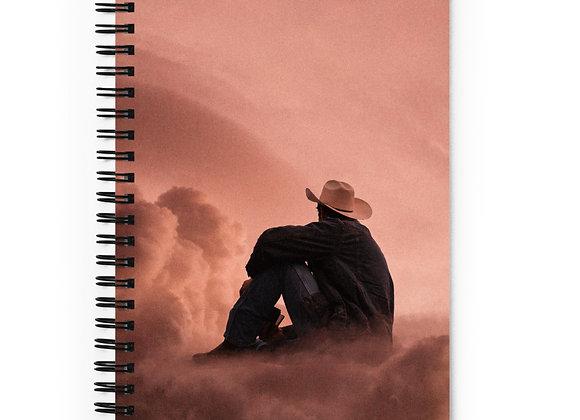 Cowboy Dream Notebook