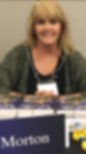 Donna Morton is a published author at Moonlight & Magnolias, the Annual Conference of the Georgia Romance Writers, a chapter of Romance Writers of America.