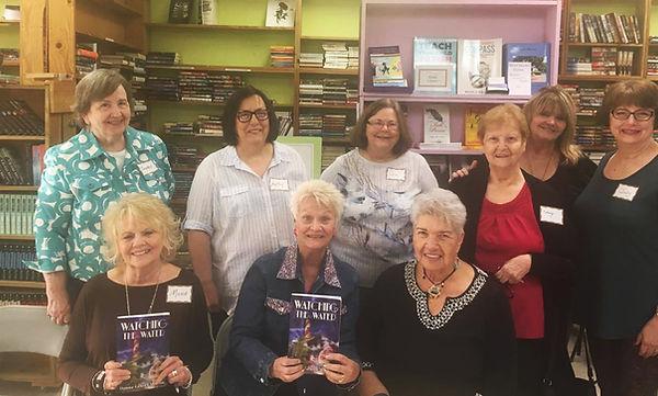 Book Exchange Book Club, Marietta, GA