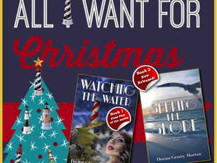 "This two-book ""Heart Tide"" series makes great Holiday Gifts! Check out our latest e-blast"