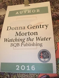Featured Author at SIBA