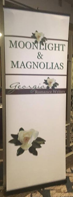 Donna Morton is a published author at Moonlight & Magnolias,the Annual Conference of the Georgia Romance Writers, a chapter of Romance Writers of America.
