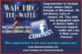 Win the books! Prize Packages! Contests!