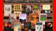 Romance Week -- What's in Your Library of Love?