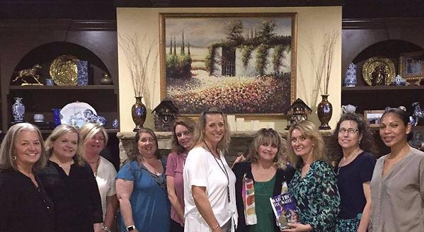 Book Club - Sawnee Woman's Club of Forsyth County