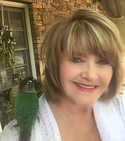 The Heart Tides Series by Donna Gentry Morton, the author who writes with a parrot on each shoulder.