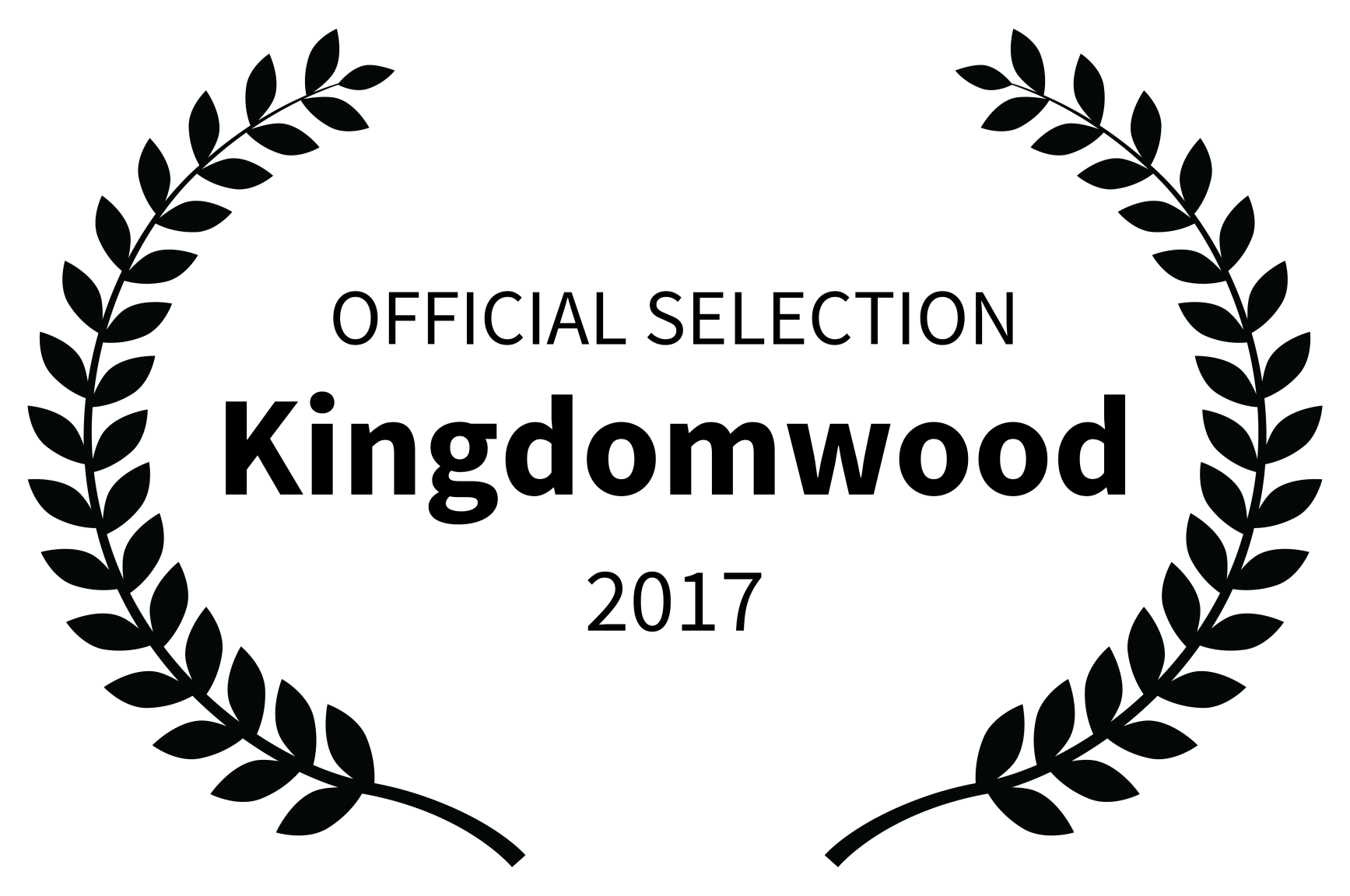 OFFICIAL SELECTION - Kingdomwood - 2017