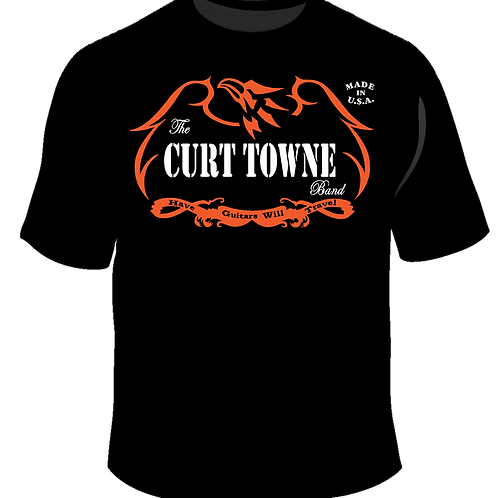 The Curt Towne Band T-SHIRT