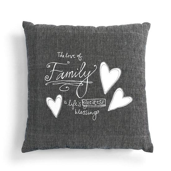 LOVE OF FAMILY PILLOW