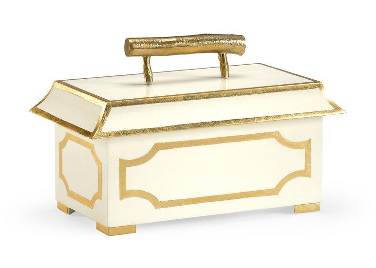 TOLE PAGODA BOX