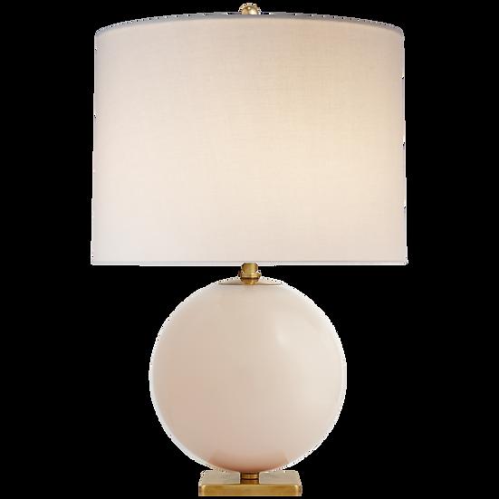 ELSIE TABLE LAMP - BLUSH