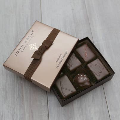 6 PIECE SIGNATURE HANDCRAFTED CHOCOLATE COLLECTION