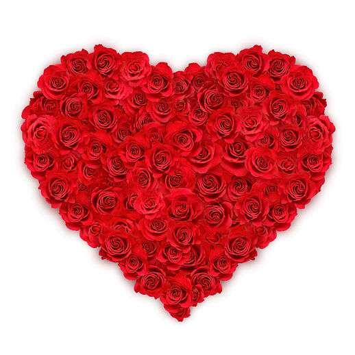 Single red heart made of red roses.jpg