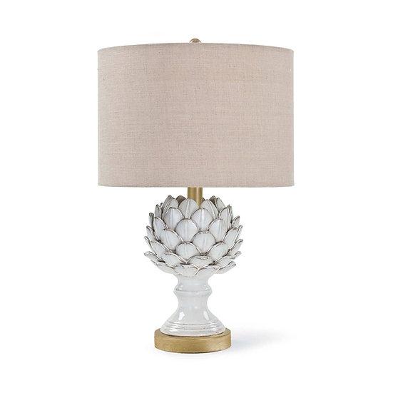 LEAFY ARTICHOKE TABLE LAMP