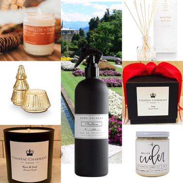 Candles & Home Scents Collection