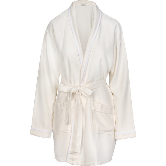 WOMEN'S LUXXE COVER-UP (IVORY)