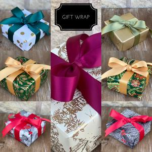 Gift Wrap Options