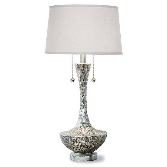 EMBOSSED VESSEL TABLE LAMP