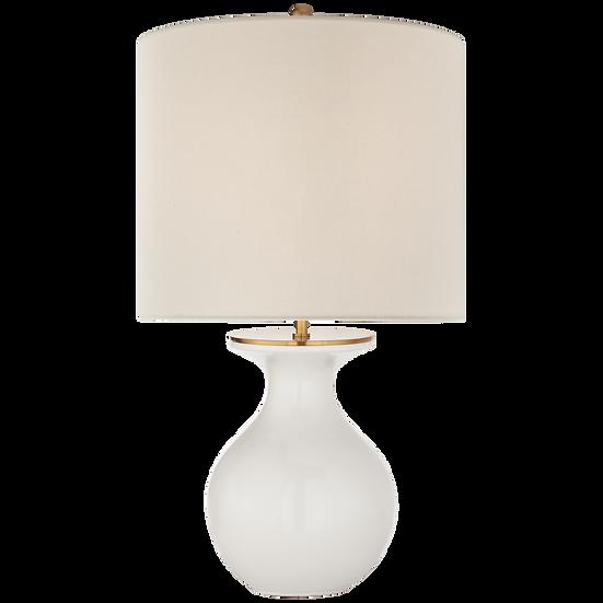 ALBIE DESK LAMP - NEW WHITE