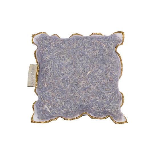 LAVENDER GOLD-EDGE SACHET