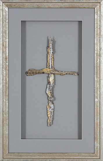 ORIGINAL:  CROSS BARK GOLD & SILVER