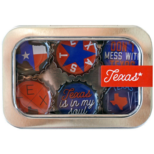 THEMED MAGNETS - TEXAS