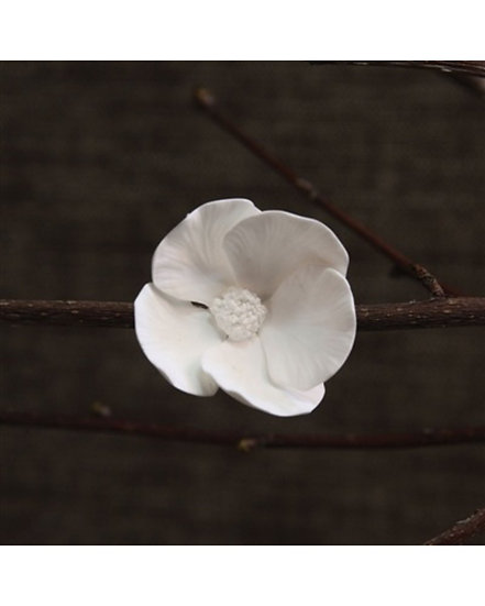 BONE CHINA DOGWOOD FLOWER
