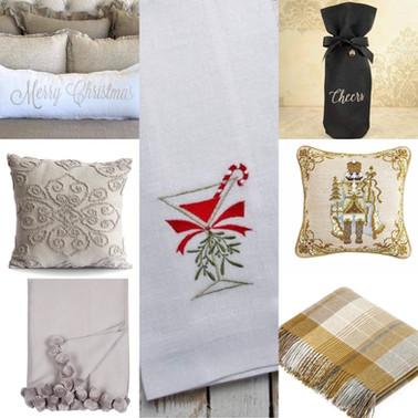Linens, Pillows & Throws Collection