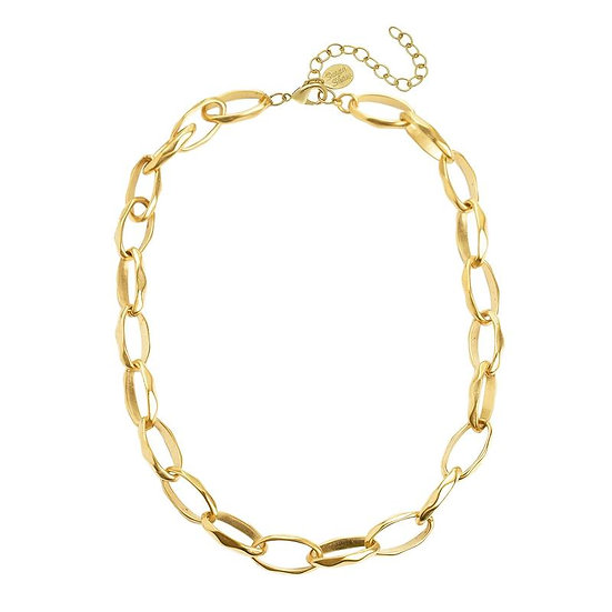 CAMPBELL LOOP CHAIN NECKLACE
