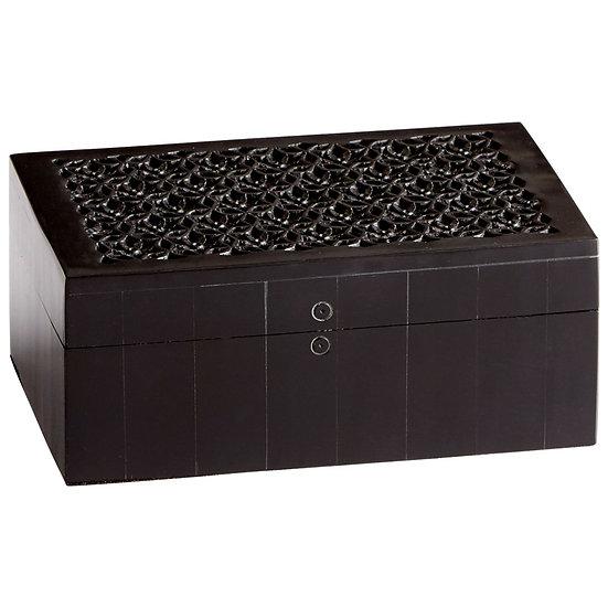 EBONY BOX, SMALL