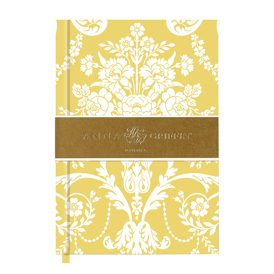 ANNA GRIFFIN AMELIE DAMASK LINED JOURNAL
