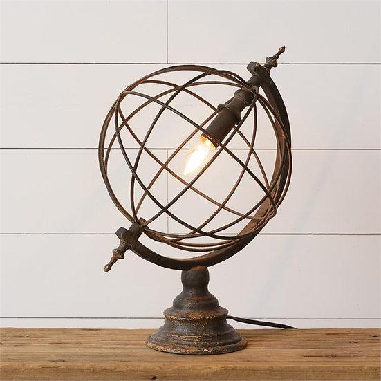 NOSTALGIC SPHERICAL LAMP