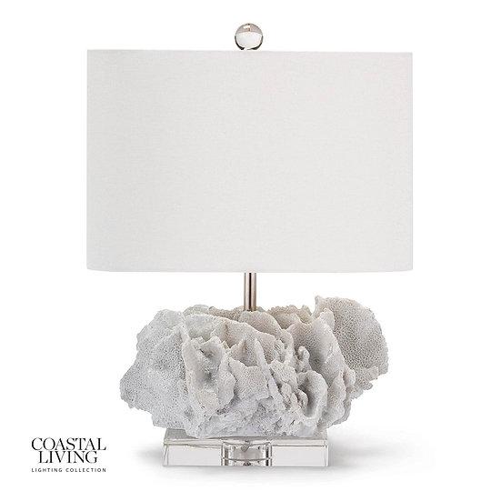 CARIBBEAN CORAL TABLE LAMP