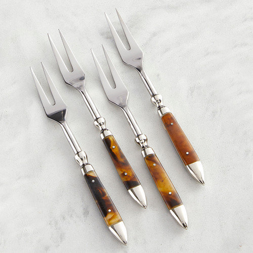 BEAUCOUP DE FROMAGE CHEESE FORK SET