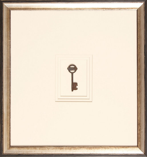 ORIGINAL:  ANTIQUE KEY