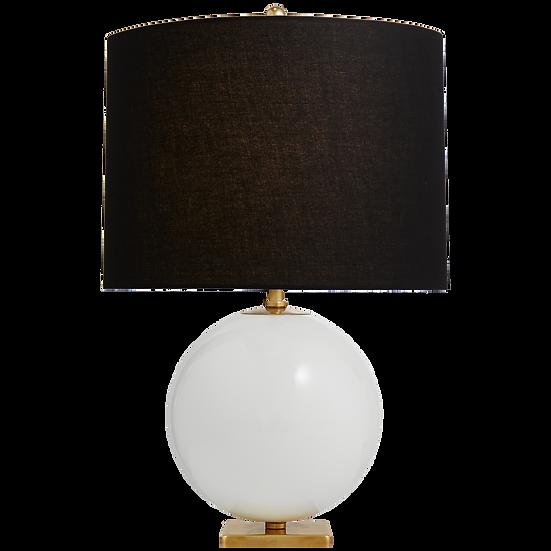 ELSIE TABLE LAMP - CREAM