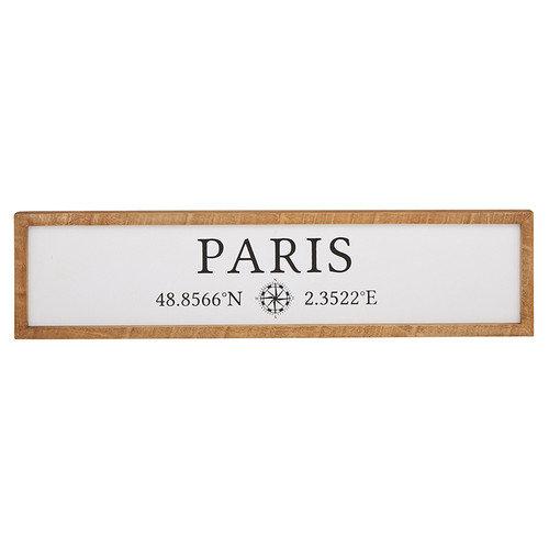 TAKE ME TO PARIS SIGN